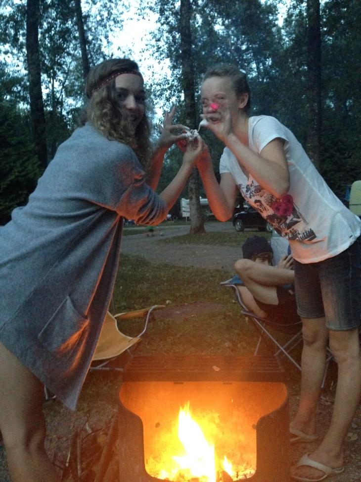 campfire craziness!!!